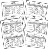 Visual Rubric : Primary Art Visual Self Grading Elementary