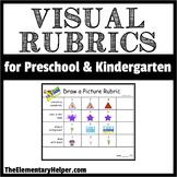 Visual Rubrics for Preschool and Kindergarten