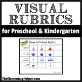 Visual Rubrics for Preschool and Kindergarten