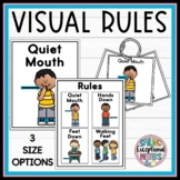 Visual Rules for Early Childhood and Special Education
