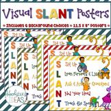 Visual SLANT Posters