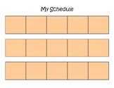 Visual Schedule - Generic