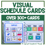 Visual Schedule 180+ Cards - Occupational Therapy