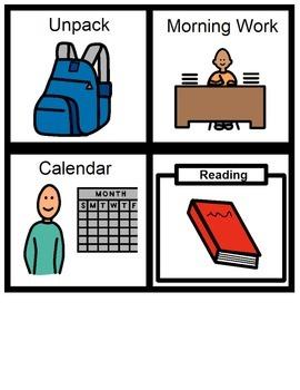 Visual Schedule