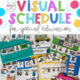 Visual Schedule For Special Education And Autism