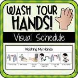 Visual Schedule: Hand Washing (Special Education/ Autism)