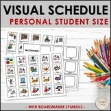 Visual Schedule Icons (Boardmaker Symbols)