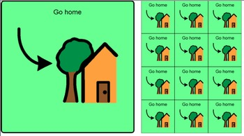 Visual Schedule Icons for Students with Autism/Special Needs - Bundle