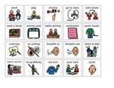 Visual Schedule Items