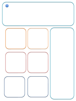 Visual Schedule Lanyard Style