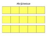 Visual Schedule - Owl