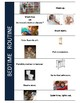 Visual Schedule for Home Use