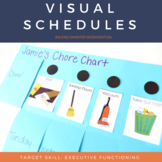 Visual Schedules - Daily Routine & Chore Charts