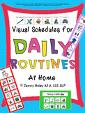 Visual Schedules for Daily Routines at Home