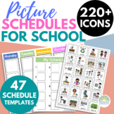 Visual Schedules for School Classrooms
