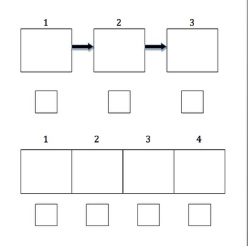 Visual Schedules for Students with Autism Packet
