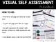Visual Self Assessments for Special Education