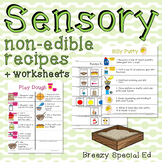 Visual Sensory Recipes for Special Education