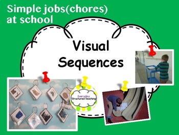 Visual Sequence for School Jobs
