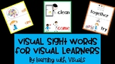 #ringin2019 Visual Sight Words for Visual Learners featuring SmartySymbols