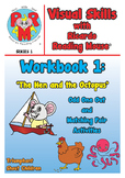 PRE-READING Visual Skills Series 1: Workbook 1 - Odd One O