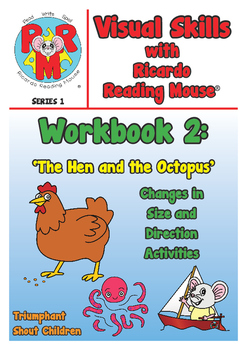 PRE-READING Visual Skills Series 1: Workbook 2 - Changes in Size & Direction