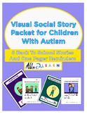 8 School Behaviour  Visual Social Stories For Students