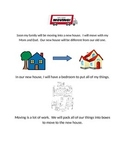Visual Social Story:  We are Moving!