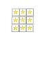 Visual Star Chart for Behavior