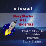 Visual Story Prompts Kit: 15-18 years