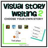 Visual Story Writing Special Education