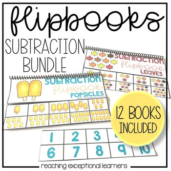 Visual Subtraction Flipbooks Through the Year