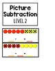 Visual Subtraction Task Boxes