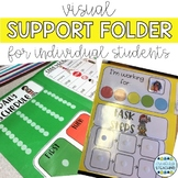 Visual Support Folders