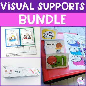 Visual Supports BUNDLE