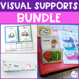 Visual Supports BUNDLE