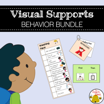 Visual Supports Behavior Bundle