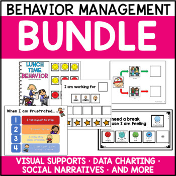 Visual Supports Bundle- Behavior