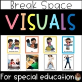 Visual Supports For Autism - Break Space