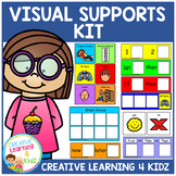 Visual Supports Autism Special Education