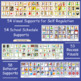 Visual Supports: Schedules, Self-Regulation & Class Inclus