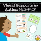 Visual Supports for Autism Megapack - Assists Behavior and Communication