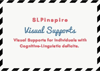 Visual Supports for Dementia