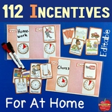 Visual Supports for Earning Incentives: Behavior Managemen