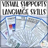Visual Supports for Language Skills