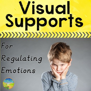 Visual Supports for Regulating Emotions