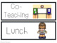 Visual Supports for Special Education Students