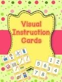 Visual Task Cards