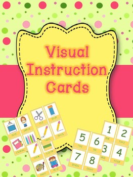 Visual Task Cards