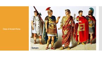 Visual Thinking Activity - Ancient Rome PPT